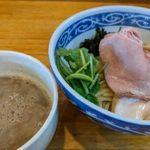 濃厚イカつけ麺